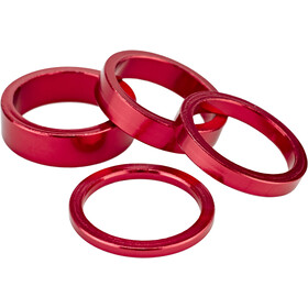 "Salt Spacer Set 1-1/8"" rood"